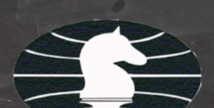 Картинка коня - шахматной фигуры